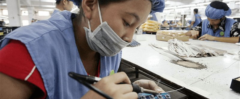 Why Chinese Manufacturing Has The Edge