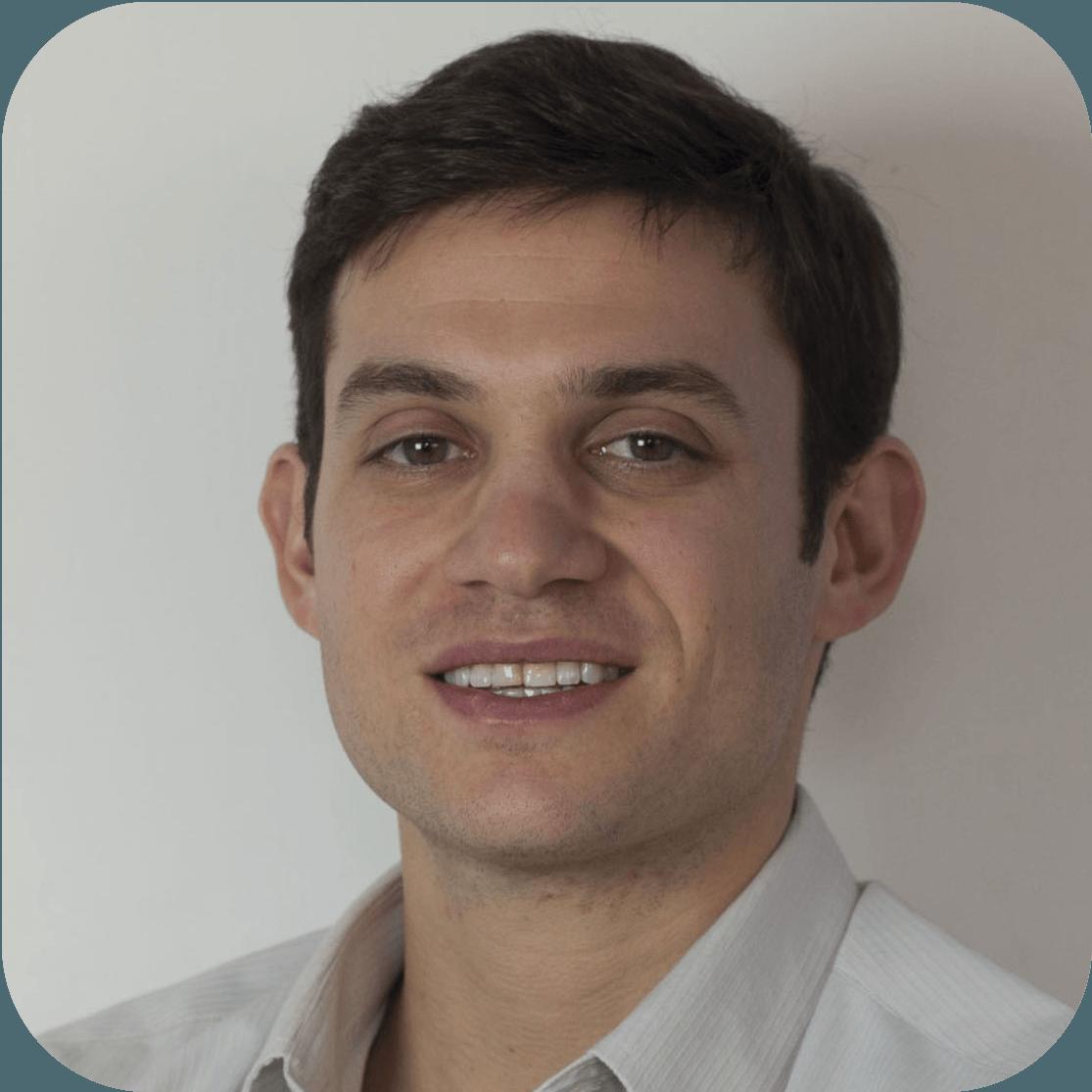 Ben Dolgin-Gardner FOUNDER & MFG SOLUTIONS EXPERT