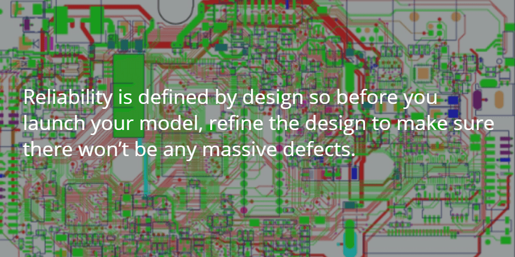 Quality Inspection of Consumer Electronics Design matters