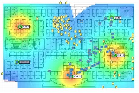 how wifi tracking