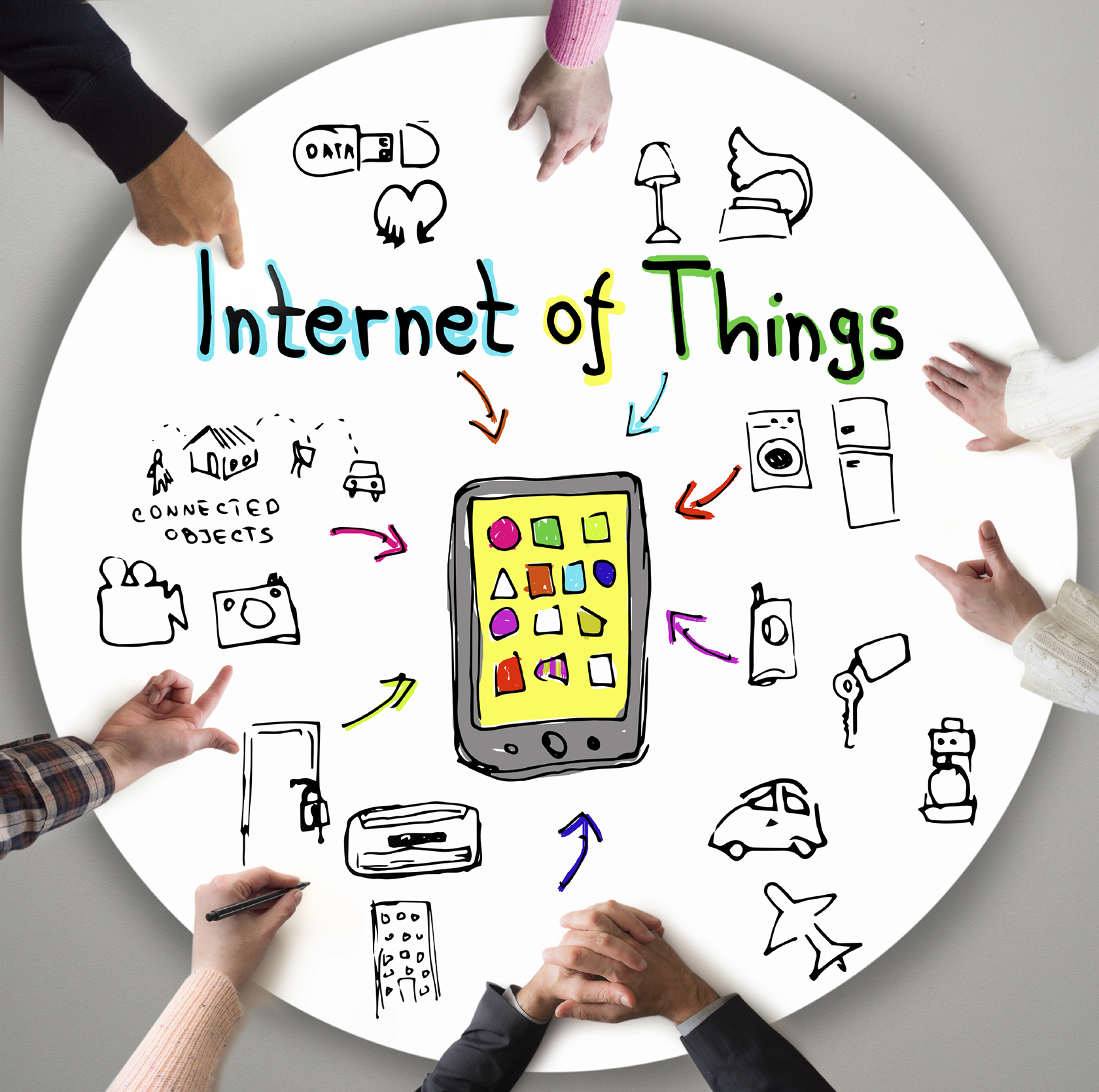 Android and IoT - An (almost) Perfect Match