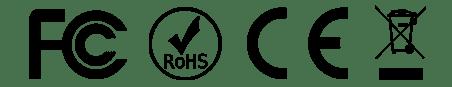 Electronics Certificates Symbols